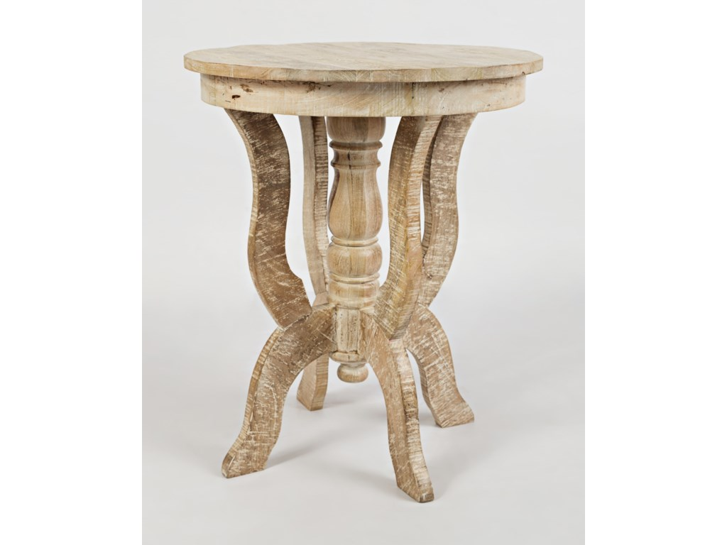 Jofran Global ArchiveRound Accent Table