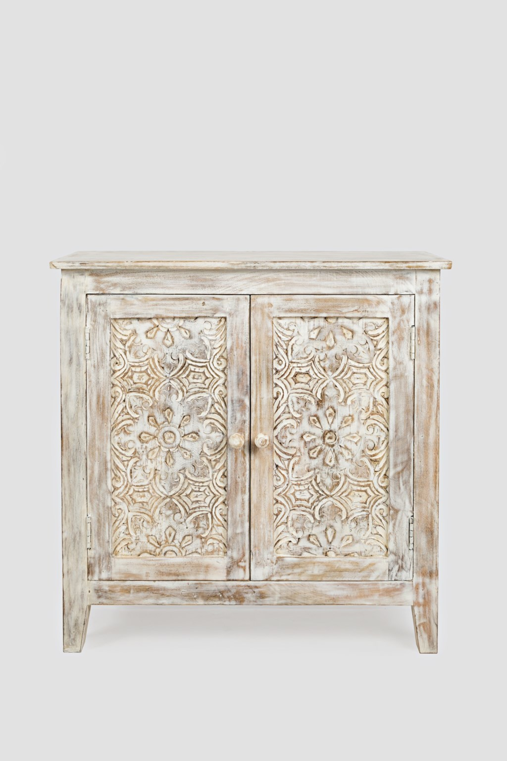 Global archive hand carved accent chest by vfm signature