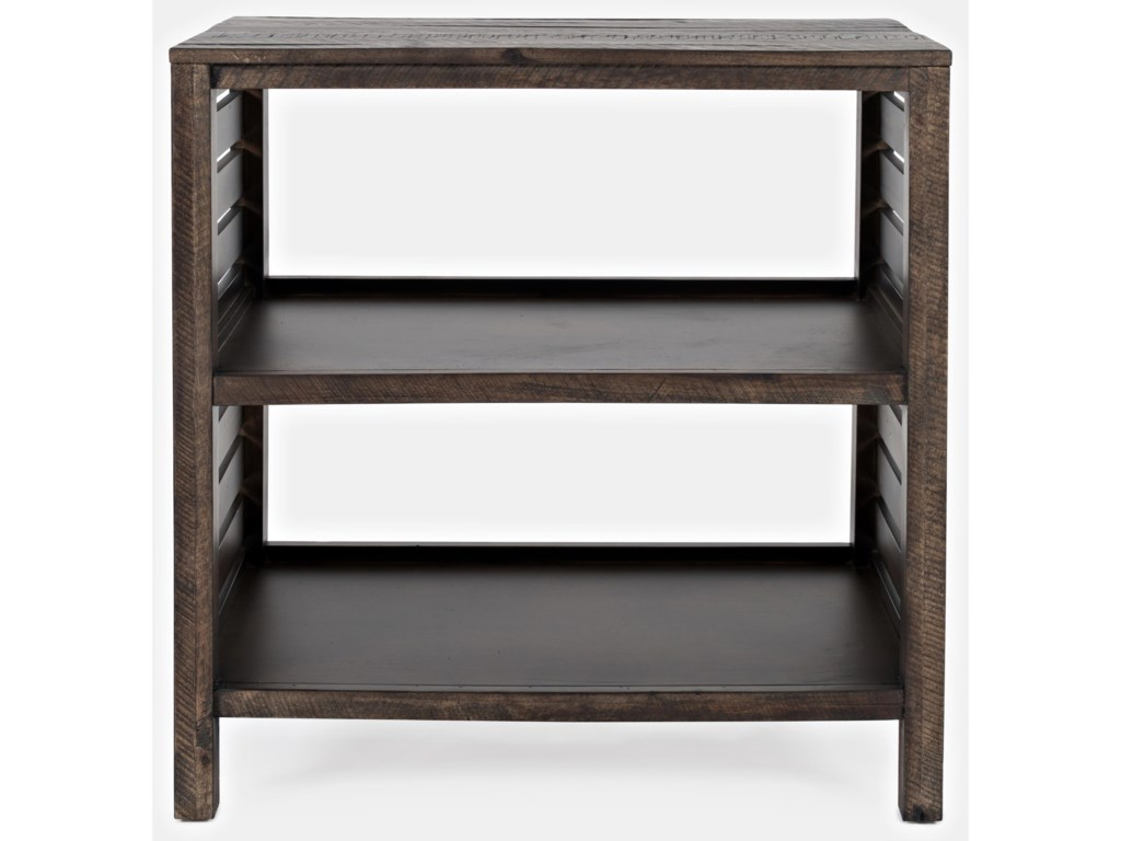 Jofran Global ArchiveClark Slatted Bookcase