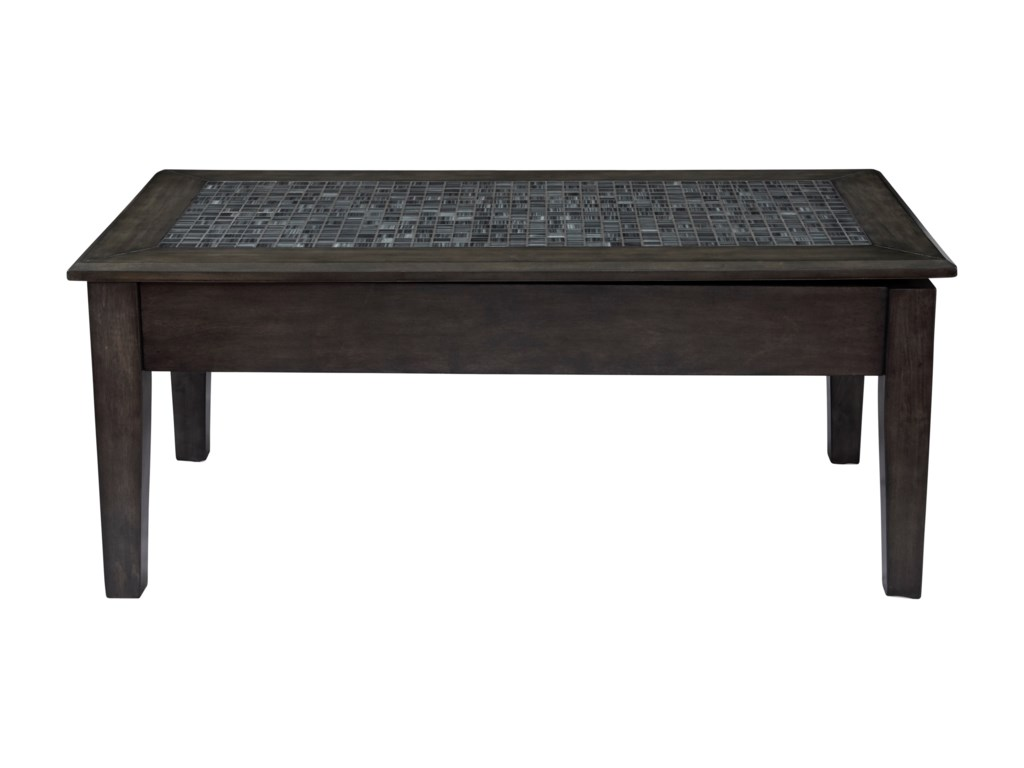 Jofran GreystoneLift Top Cocktail Table
