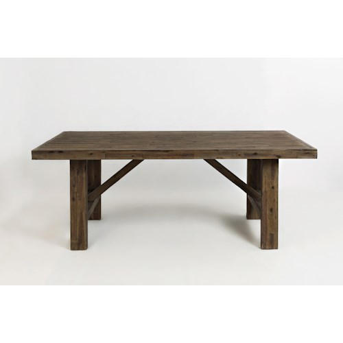 Jofran Hampton Road Trestle Dining Table
