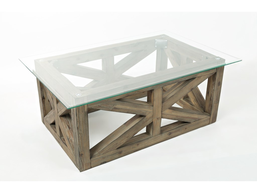 Jofran Hampton RoadCocktail Table