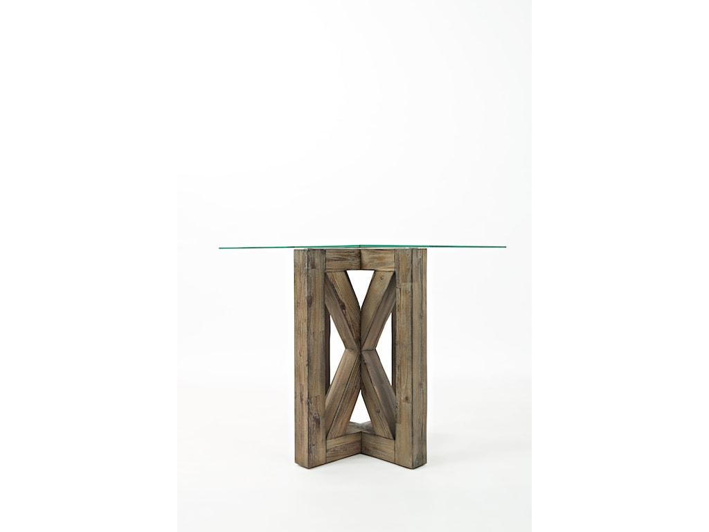 Jofran Hampton RoadSquare End Table
