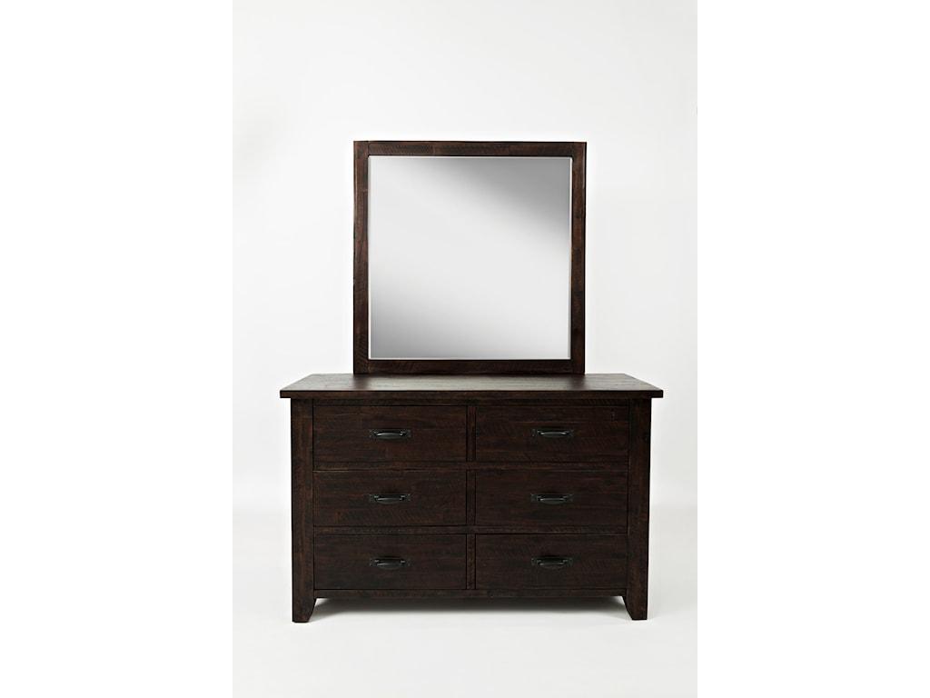 Jofran Jackson LodgeDouble Dresser