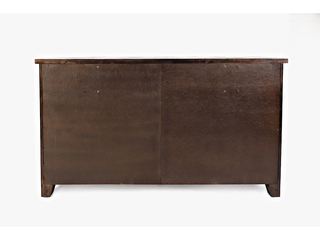 Jofran Jackson LodgeTriple Dresser