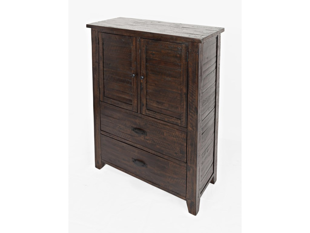 Jofran Jackson LodgeChest with Doors