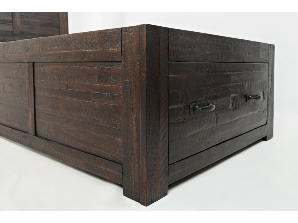 Jofran Jackson LodgeTwin Storage Bed