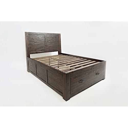 Jofran Jackson Lodge Full Storage Bed