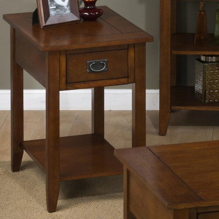 Kesling Chairside Table