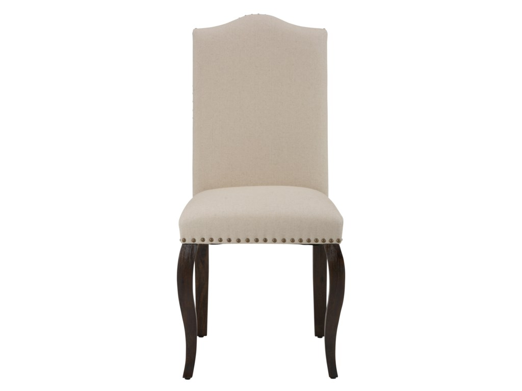 Jofran Grand TerraceUpholstered Side Chair
