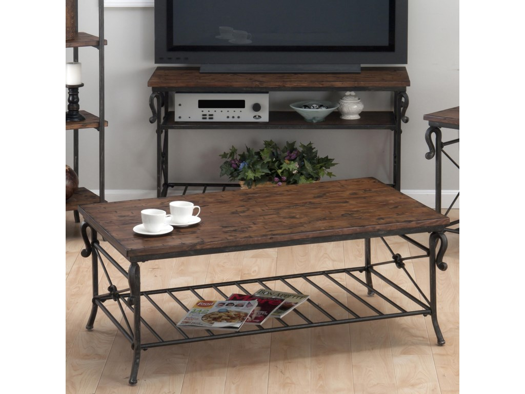 Shown with Sofa/Media Table
