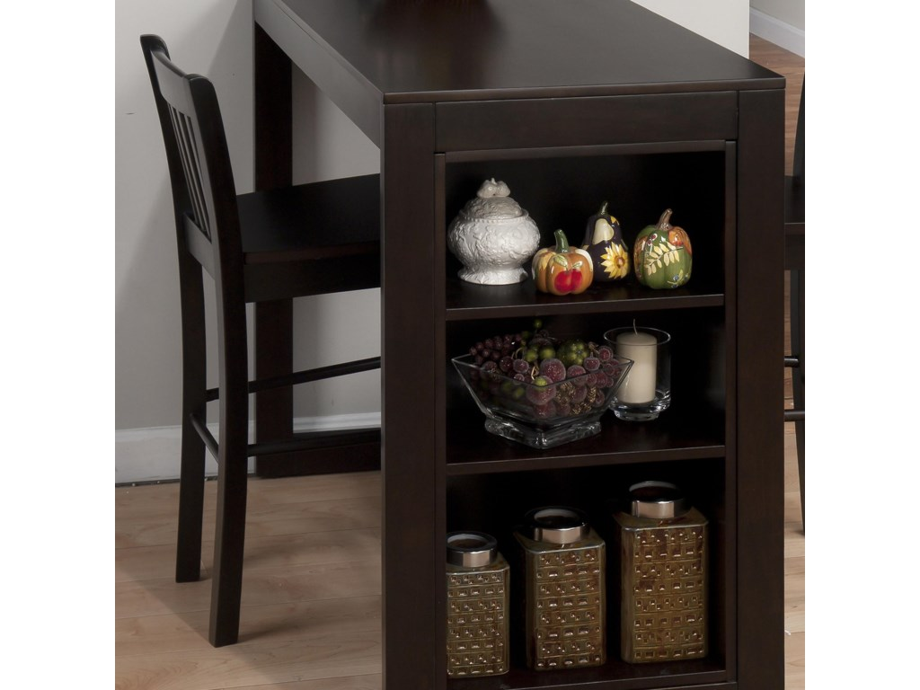 Shown with Counter Height Table