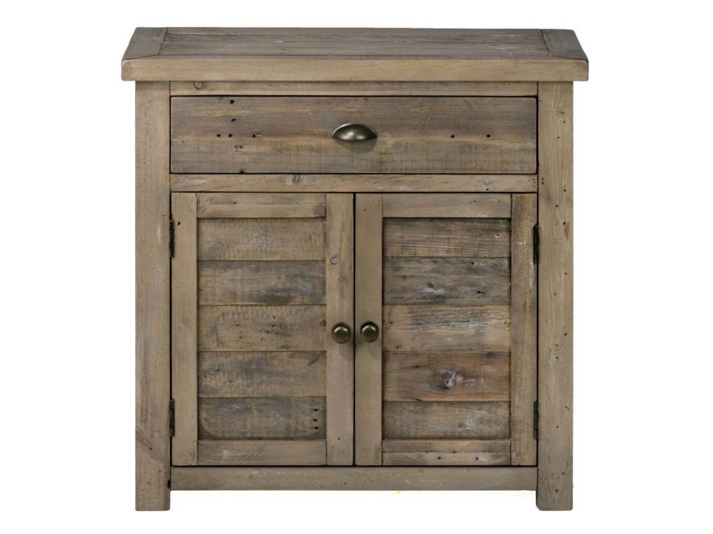 Jofran Slater Mill Pine 940 13 Accent Chest Made Of