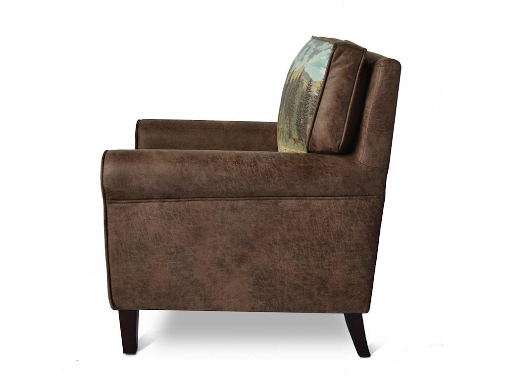 Jofran Accent ChairsBuck Accent Chair
