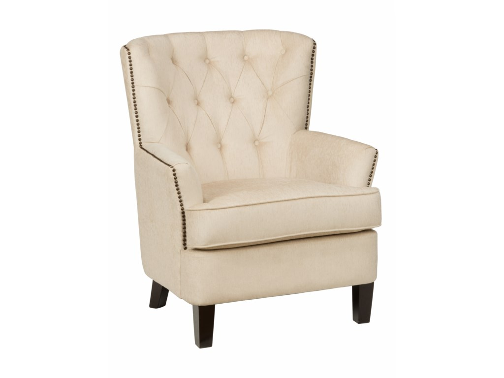 Jofran Accent ChairsHudson Arm Chair