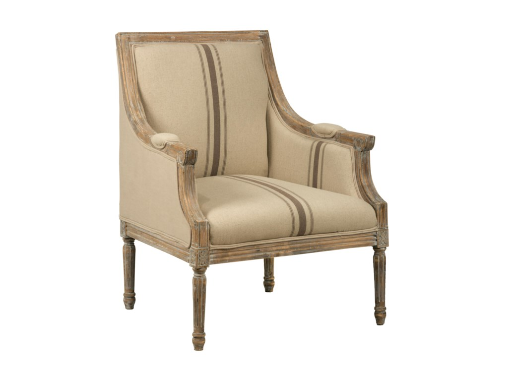 Jofran Accent ChairsMcKenna Accent Chair