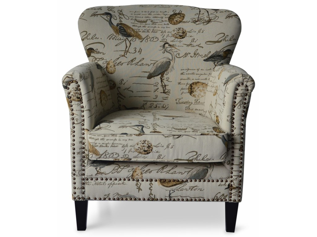 Jofran Accent ChairsPhoebe Accent Chair