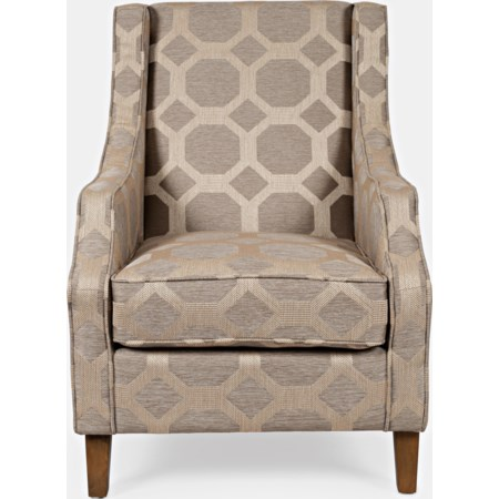 Sanders Accent Chair