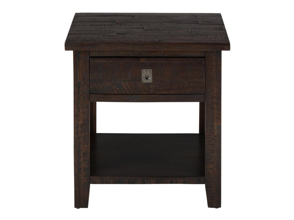 Jofran Kona GroveEnd Table