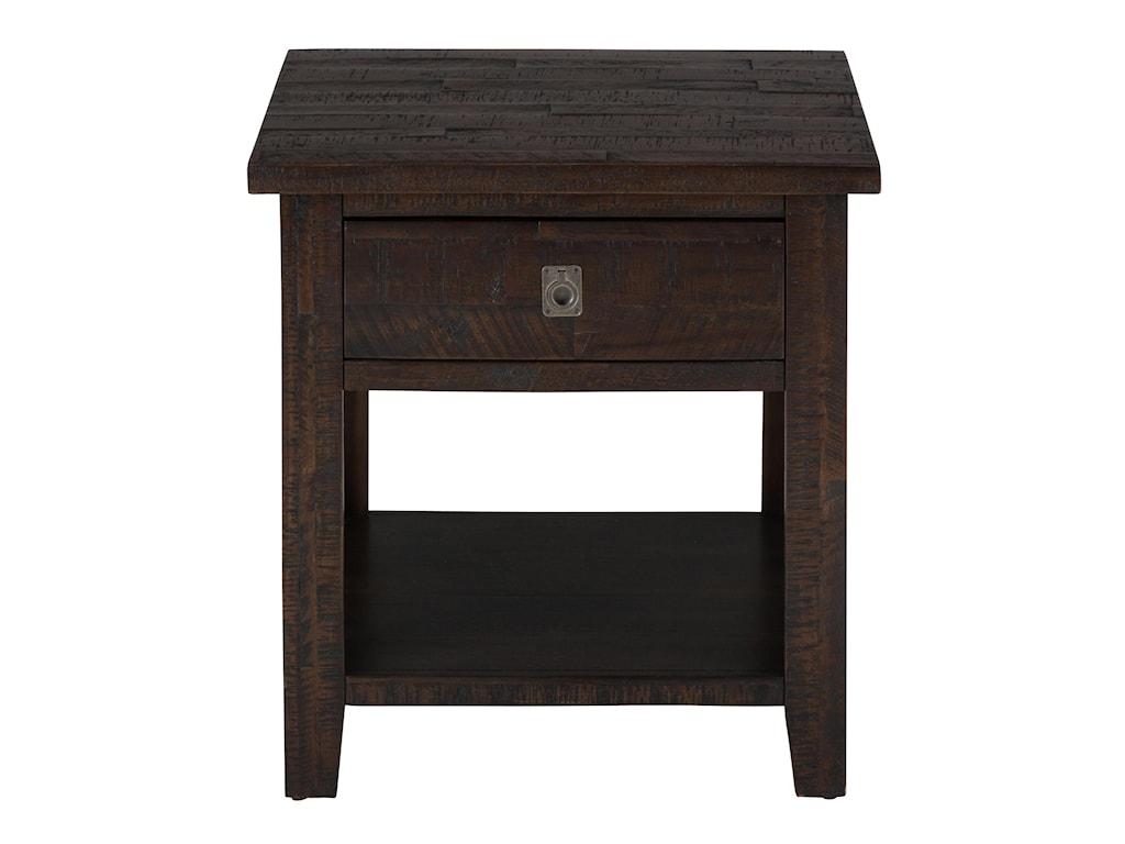 Jofran Kona GroveSquare End Table