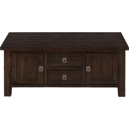 Rectangle Box Cocktail Table