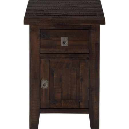 Cabinet Chairside Table
