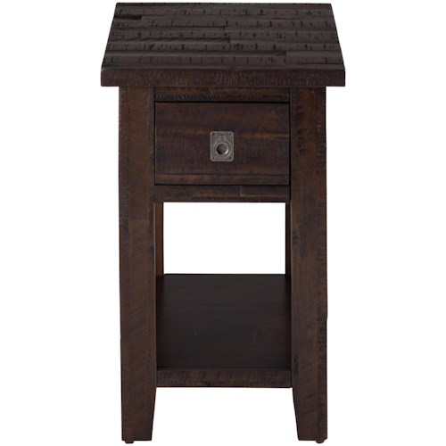 Jofran Kona Grove Chairside Table