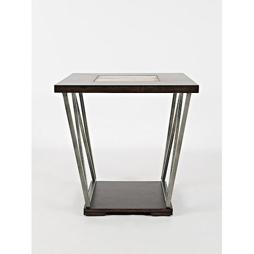 Jofran Leonardo End Table
