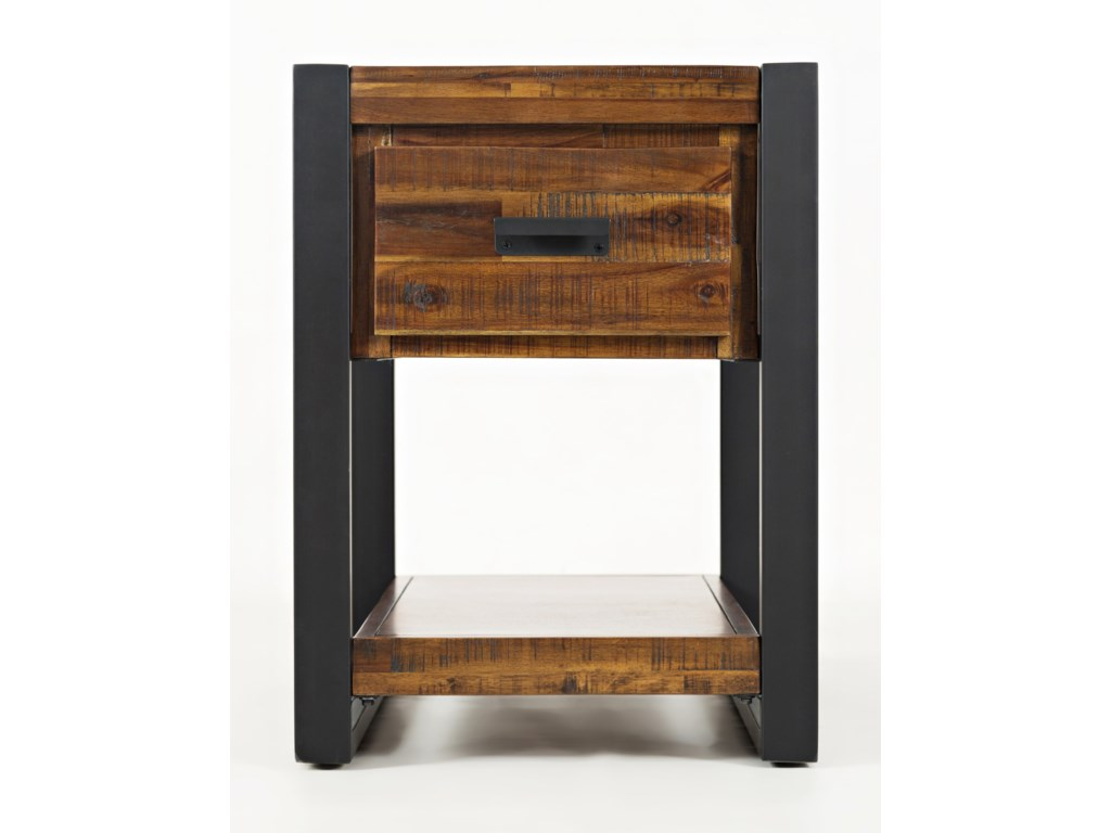 Jofran LoftworksChairside Table