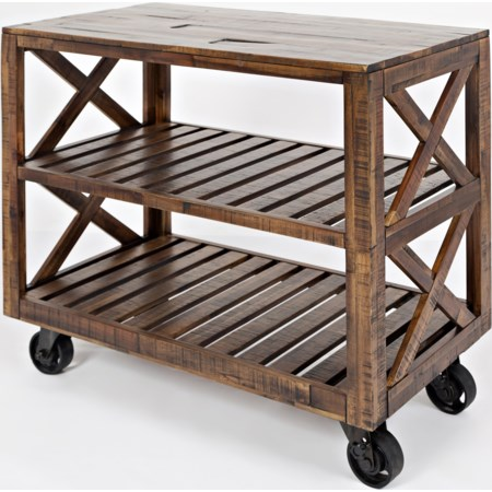"36"" Trolley Cart"