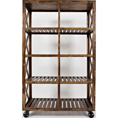"48"" Trolley Pantry"