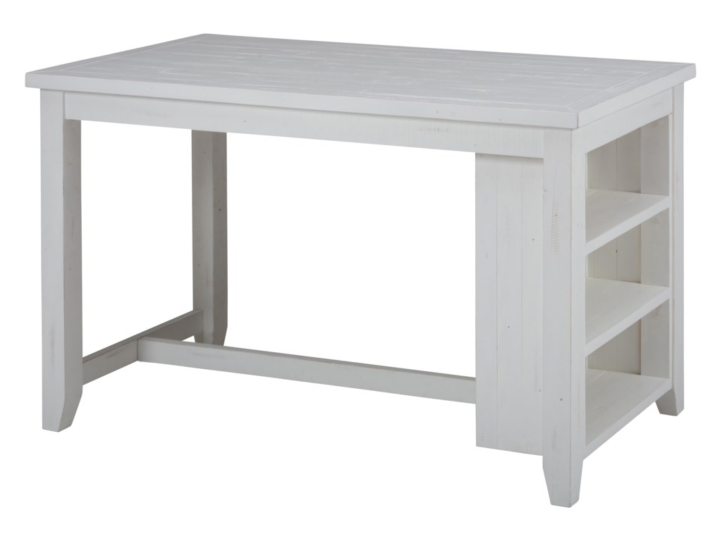 Jofran MadaketReclaimed Pine Counter Height Table