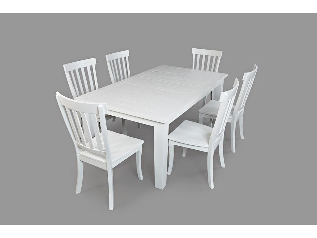 Jofran MadaketRectangle Dining Table