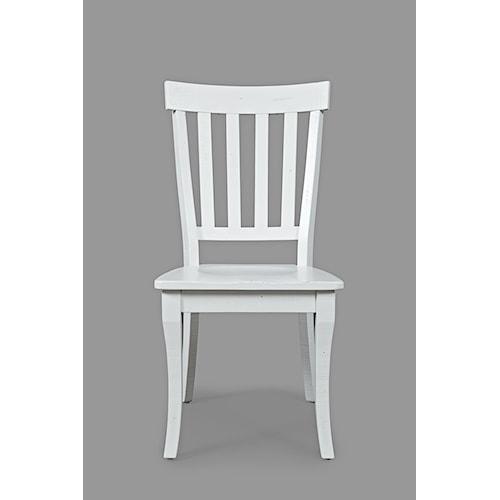 Jofran Madaket Slat Back Dining Chair