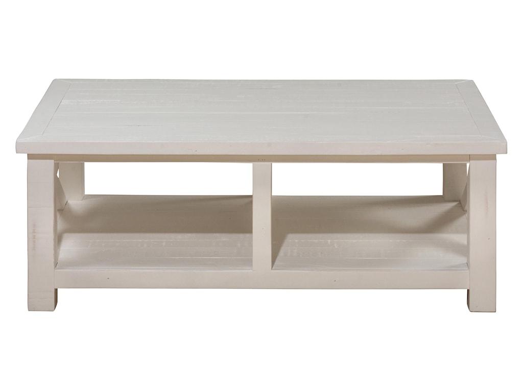 Jofran MadaketReclaimed Pine Cocktail Table