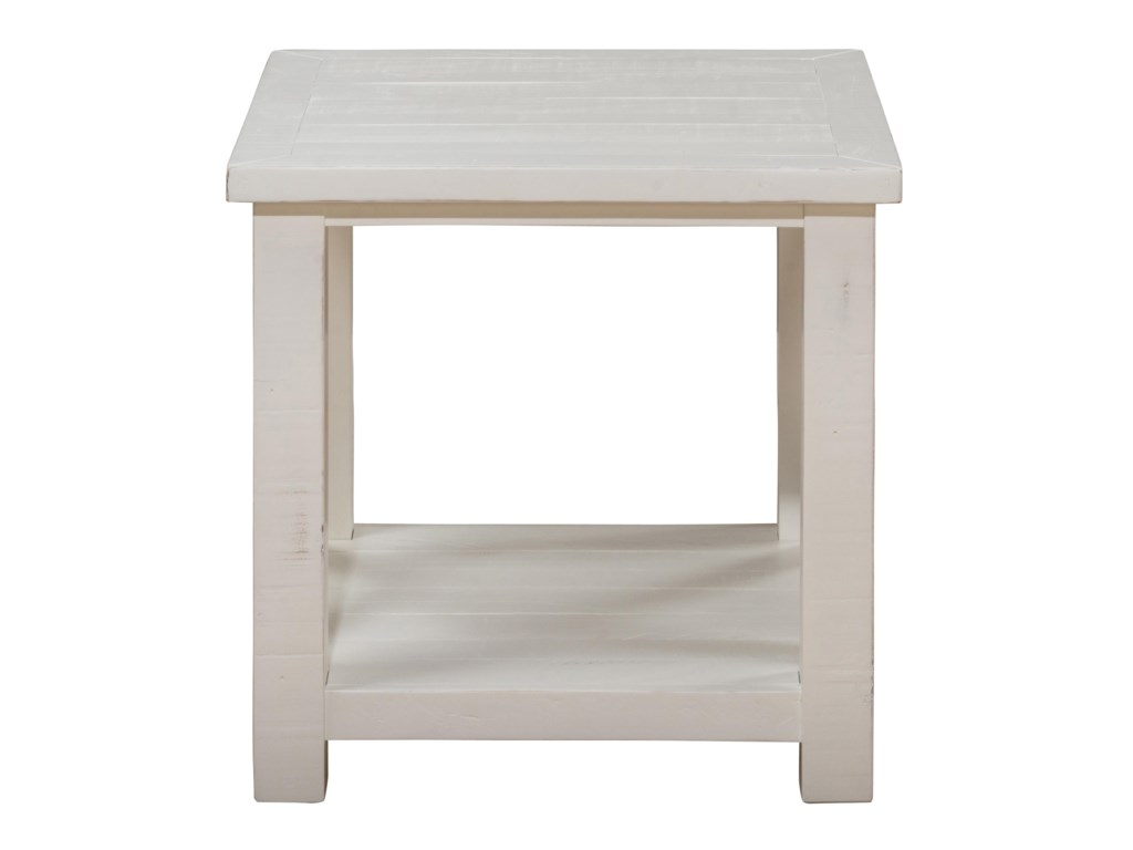 Jofran MadaketReclaimed Pine End Table