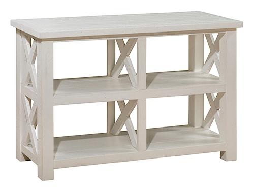 Jofran Madaket Reclaimed Pine Sofa/Media Table