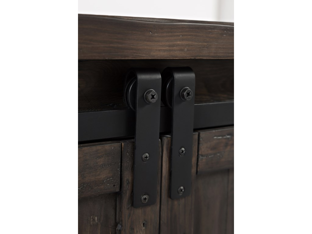 Jofran Madison CountyBarn Door Cocktail Table