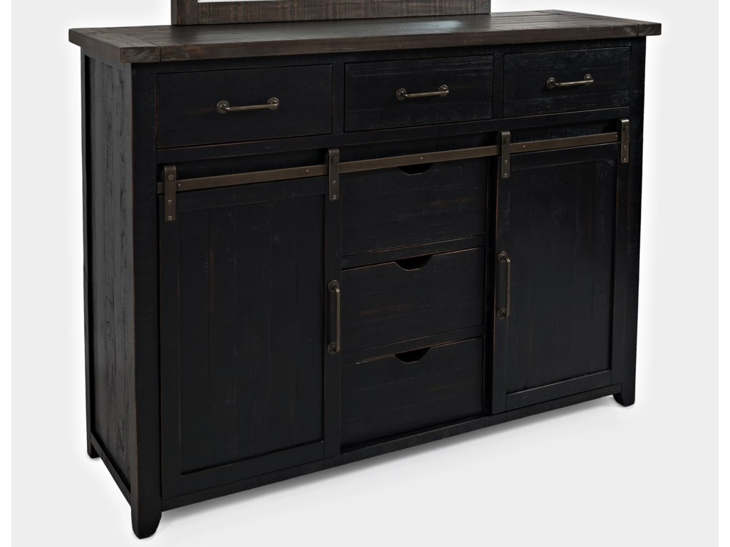 Jofran Madison CountyDoor Dresser
