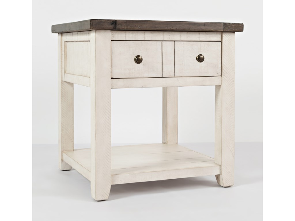 Jofran Madison CountyEnd Table