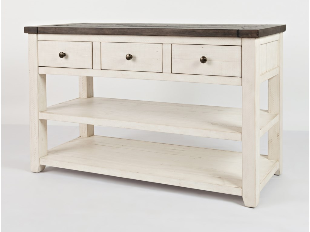 Jofran Madison CountySofa Table
