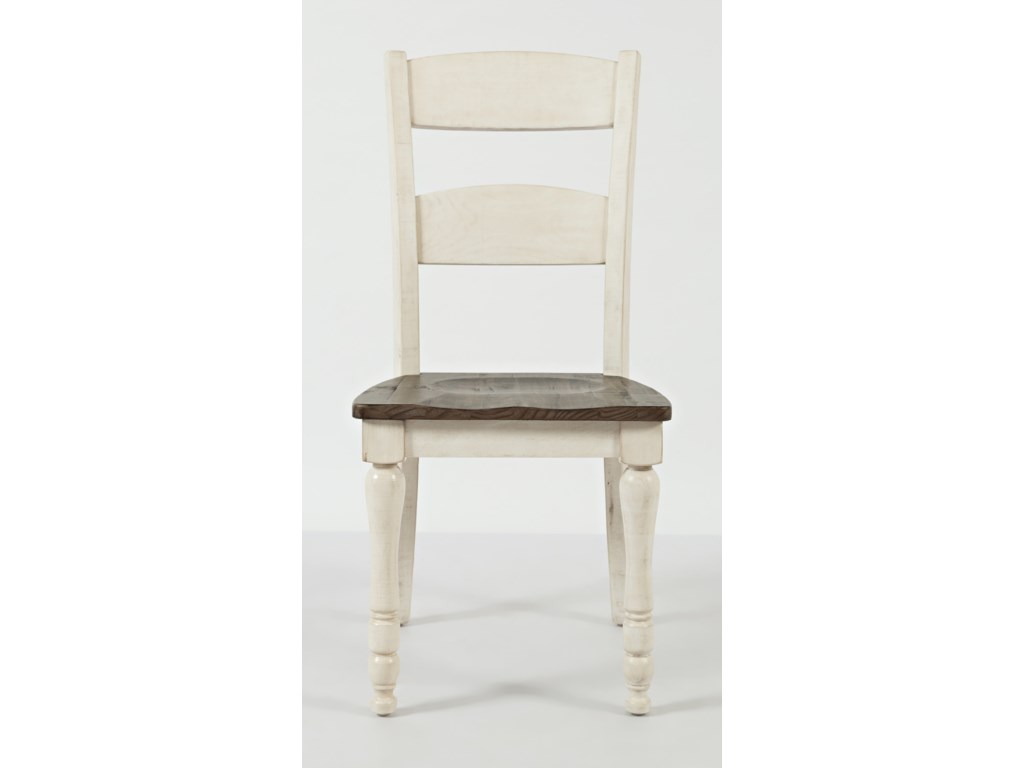 Jofran Canton WhiteDining Chair