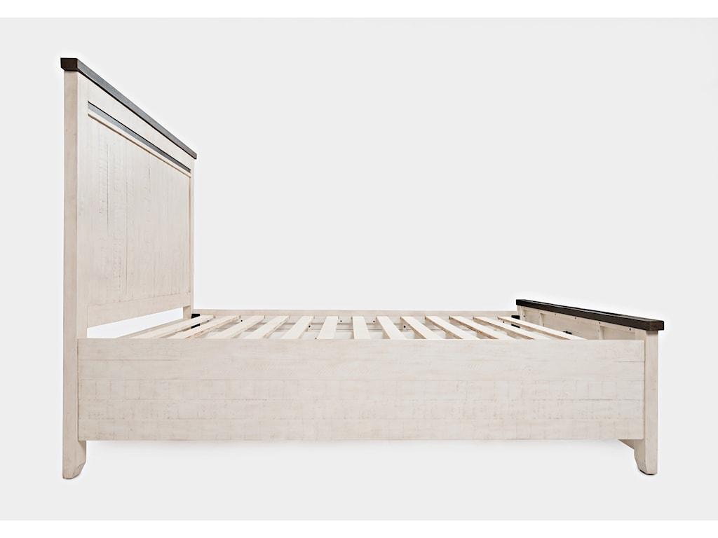 Jofran Madison CountyQueen Panel Bed