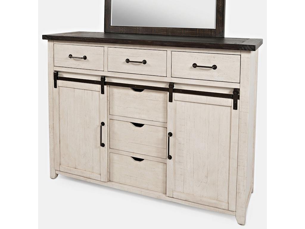 Jofran Madison CountyDoor Dresser