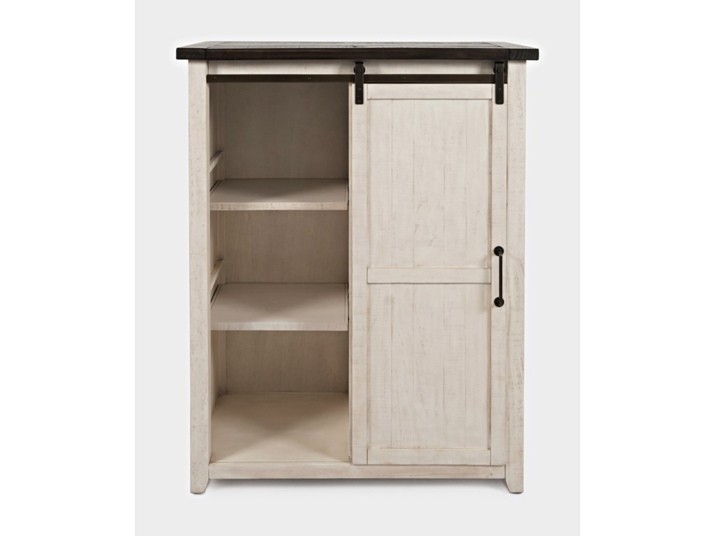 Jofran Canton WhiteDoor Chest