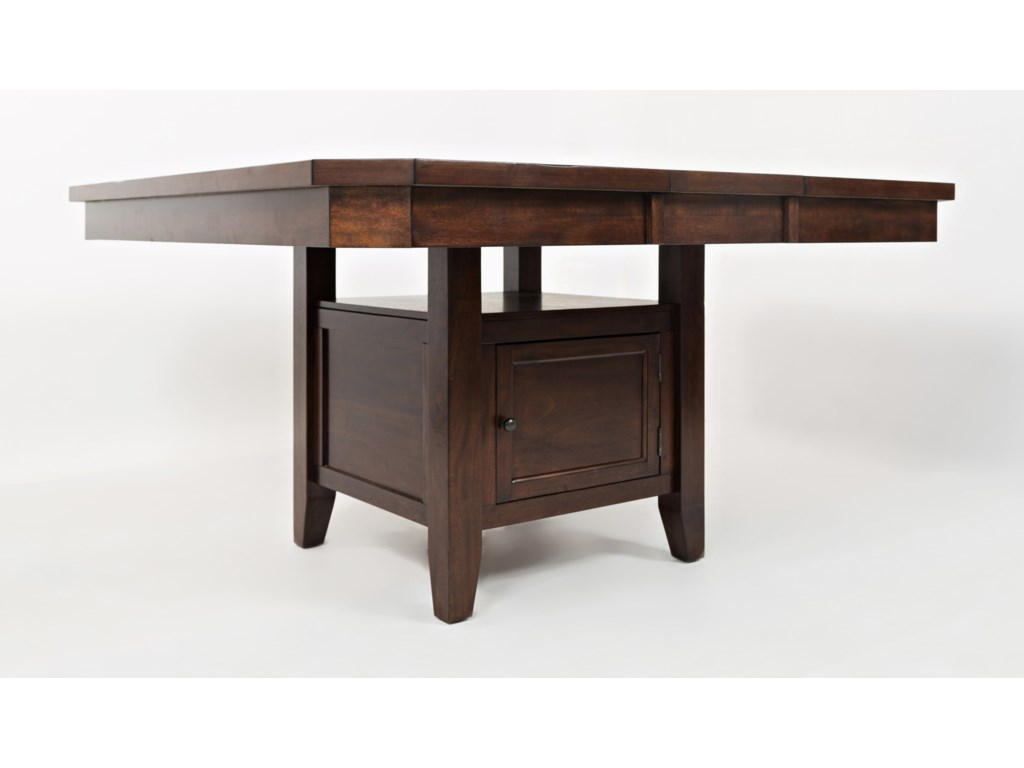 VFM Signature ManchesterHigh/Low Table with Storage Base
