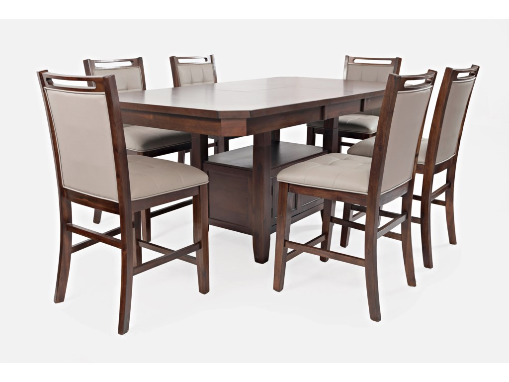 Jofran ManchesterHigh/Low Rectangle Dining Table