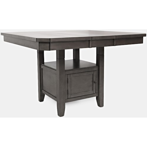 Jofran Manchester High/Low Square Dining Table