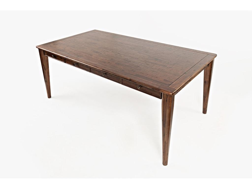 Jofran Modern Living8 Drawer Dining Table