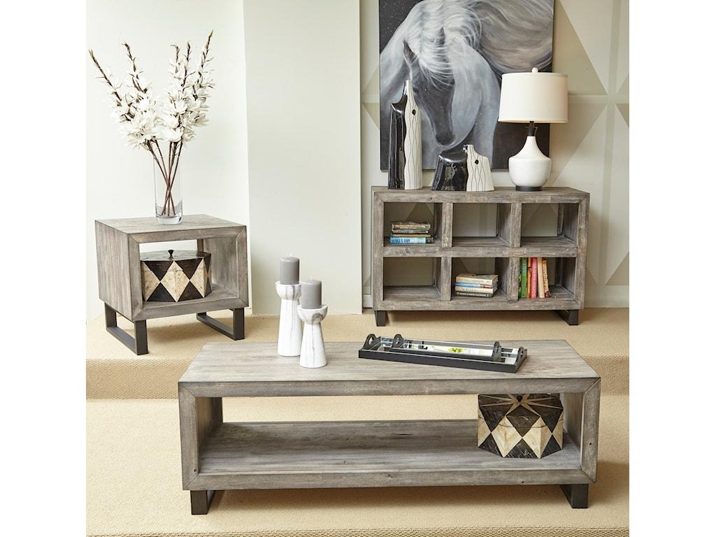 Morris Home Furnishings AshwoodEnd Table